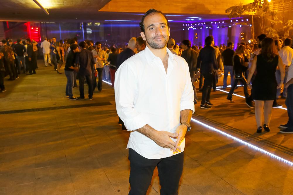 Daniel Nasser um dos sócios da We Clap (Foto:Divulgação)