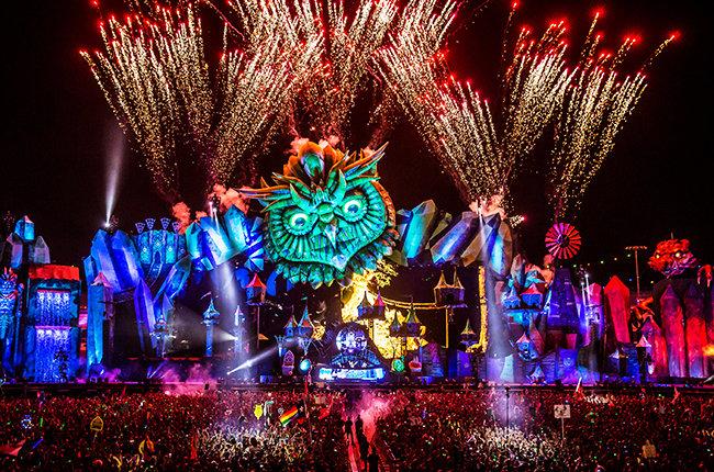 EDC Las Vegas 2015 (Foto: Divulgação)