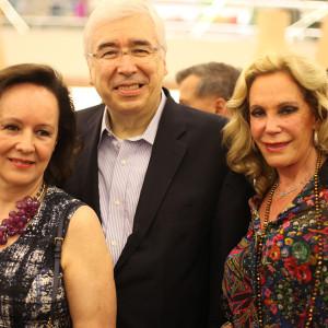 Ex governador Fkeury (Foto: Nair Barros)