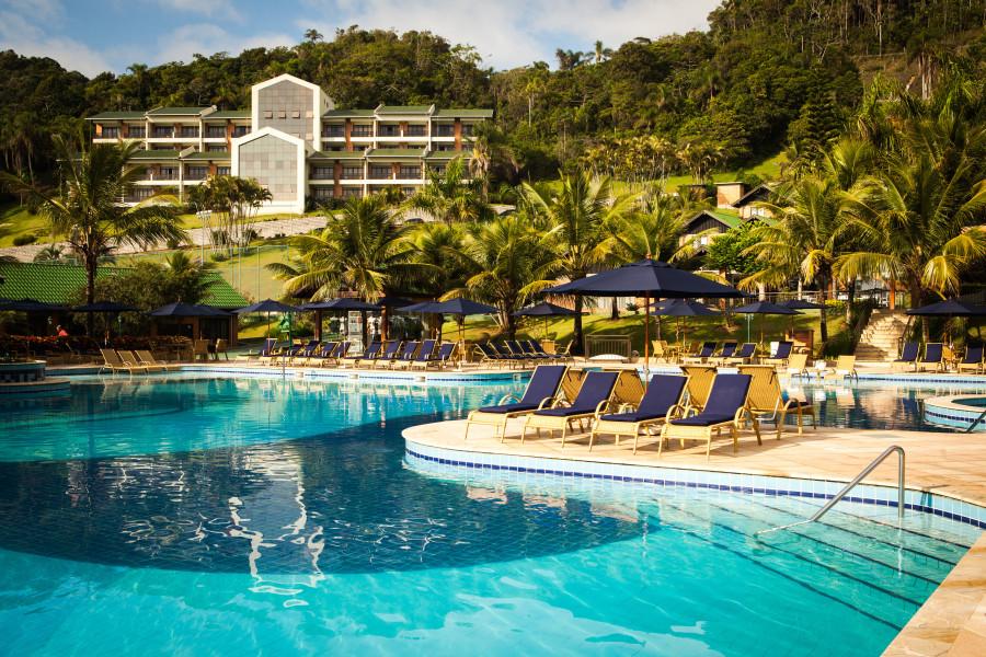 Infinite Blue Resort & Spa com 37% de desconto (Foto: Divulgação)