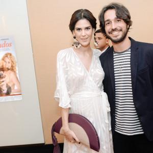Luiza Mariani e Fernando Sao Thiago (Foto: Divulgação)
