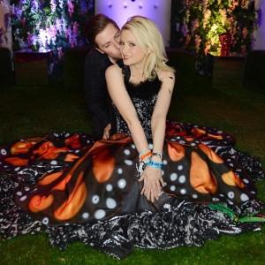 Pasquale Rotella e a esposa Holly Madison (Foto: Divulgação)