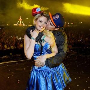 Pasquale Rotella e a esposa (Foto: Divulgação)
