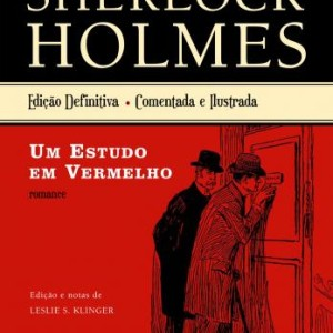 Capa Sherlock Holmes (Foto: Divulgação)