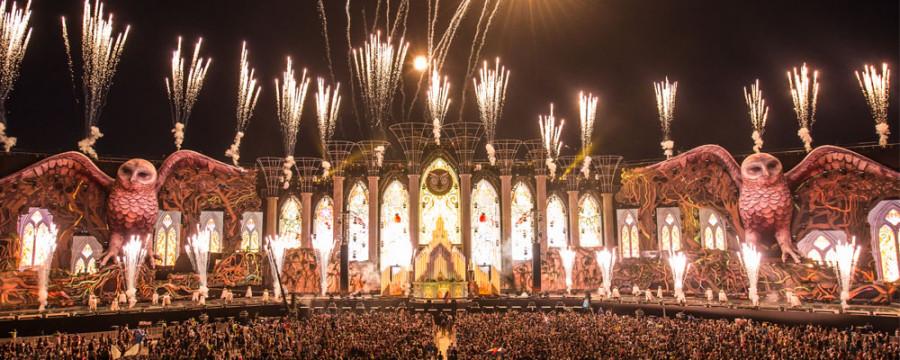 EDC vendeu mais de 400 mil ingressos (Foto: Divulgação)