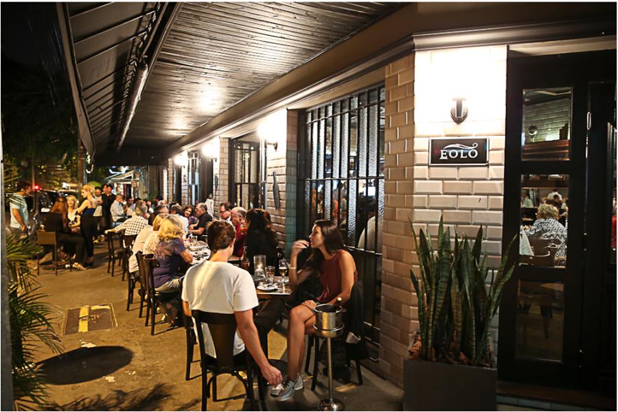Eolo Bar no Itaim (Foto: Divulgação)