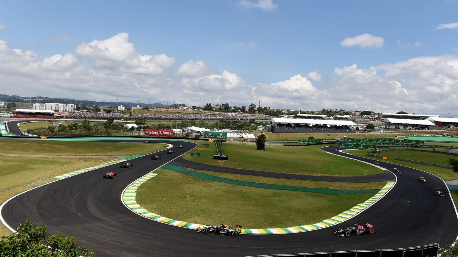 Autódromo de Interlagos vai continuar com charme depois de reforma (Foto: Reprodução)