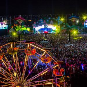 EDC Vegas (Foto: Divulgação)