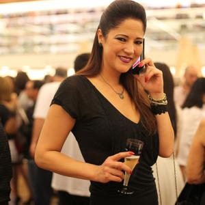 Mylene Keiko (Foto Nair Barros)