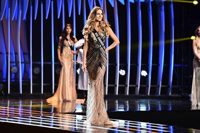 Marthina Brandt, miss Brasil (Foto: Divulgação)
