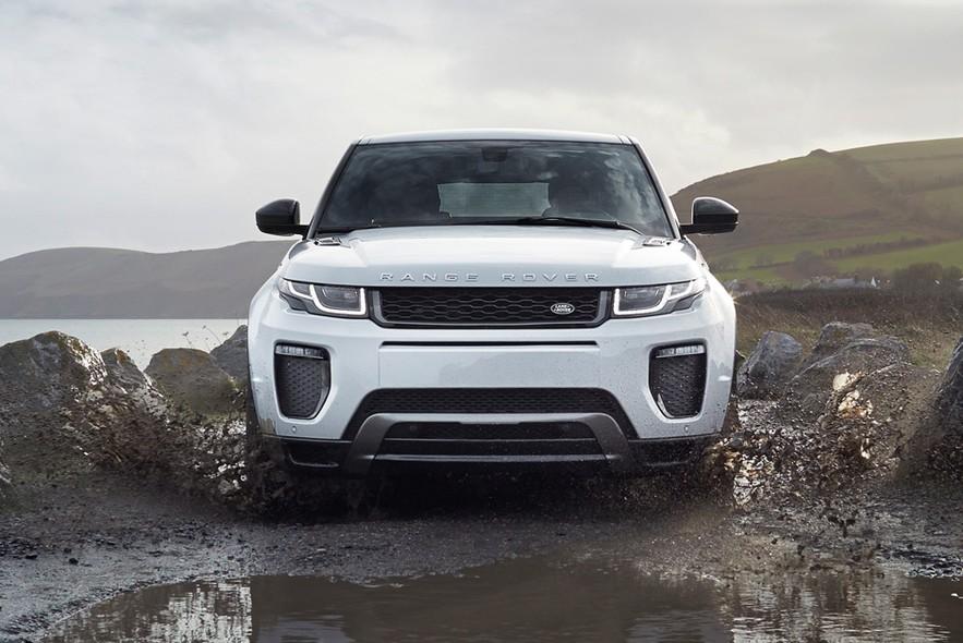 Range Rover Evoque teve número de versões reduzido, mas motor não foi modificado (Foto: Divulgação)