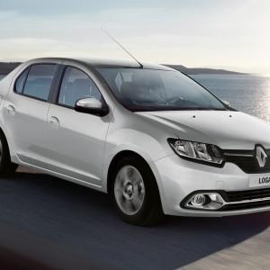 Renault Logan com desconto (Foto: Divulgação)