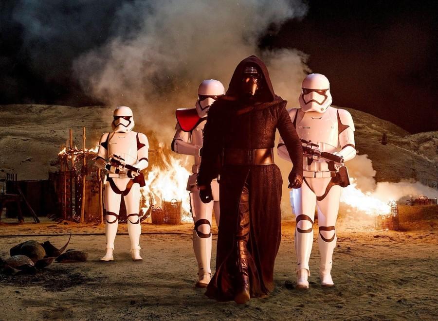 Cena do filme Star Wars - O Despertar da Força (Foto: Divulgação)