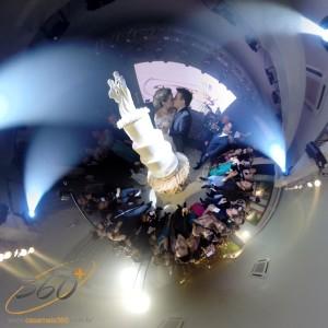 Casamento 360 graus (Foto: Divulgação)