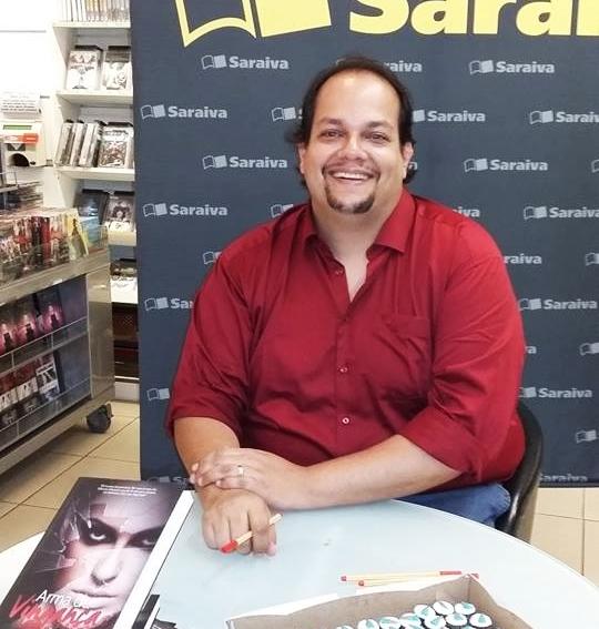 Danilo Barbosa, escritor (foto: divulgação)