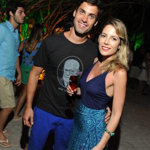 Guto Pacheco e Larissa Bonfim (Foto: Divulgação)