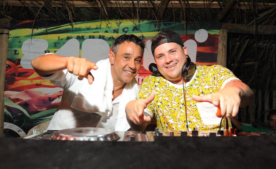 Marcelo Faisal e Marcelo Botelho (Foto: Divulgação)