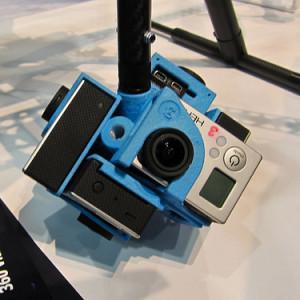 Câmera 360 graus (Foto: Divulgação)