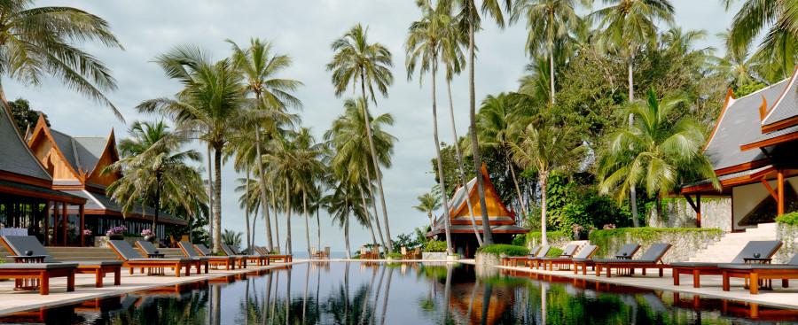 Estadia no Resort Amanpuri custa US$ 18 mil (Foto: Divulgação)