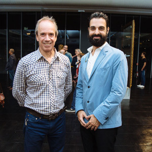 Antonio Bei e Rafael Moraes (Foto: Divulgação)