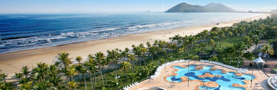 Praia de Bertioga é uma das mais caras (Foto: divulgação)