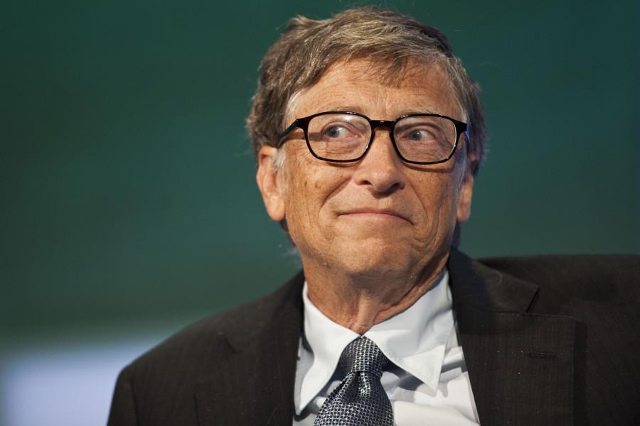Bill Gates incentiva doação de multimilionários (Foto: Divulgação)
