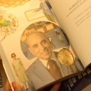 foto do livro de boni (foto: nair barros)