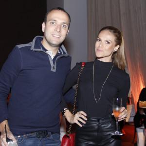 Carol Minhoto e Oswaldo Yazbek (foto: Divulgação)