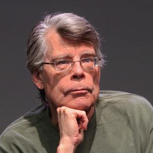 Stephen king, criador de contos de horror inspira danilo barbosa (foto: divulgação)