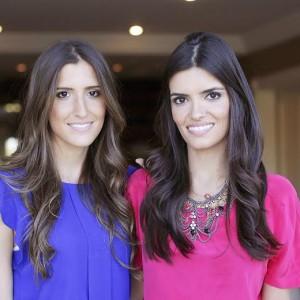 Daniela e Gabriela Carvalho (Foto Divulgação)