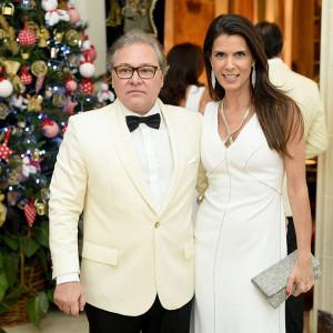 Tony e Alexandra Silvaroli (Foto: Divulgação)