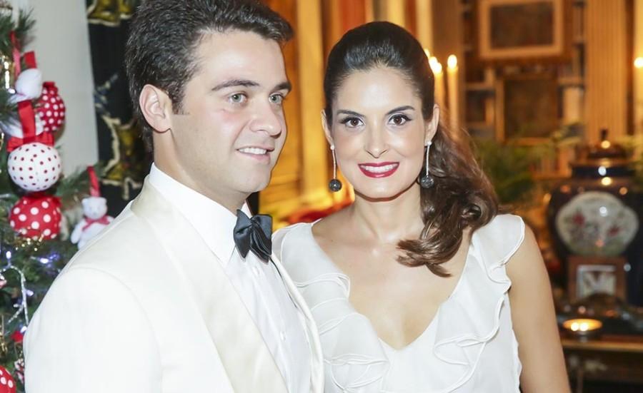 Eduardo e Marcela Elias (Foto: Divulgação)