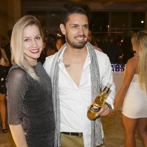 Daniela Ruggeri e Rodrigo Domenicali (Foto: Divulgação)