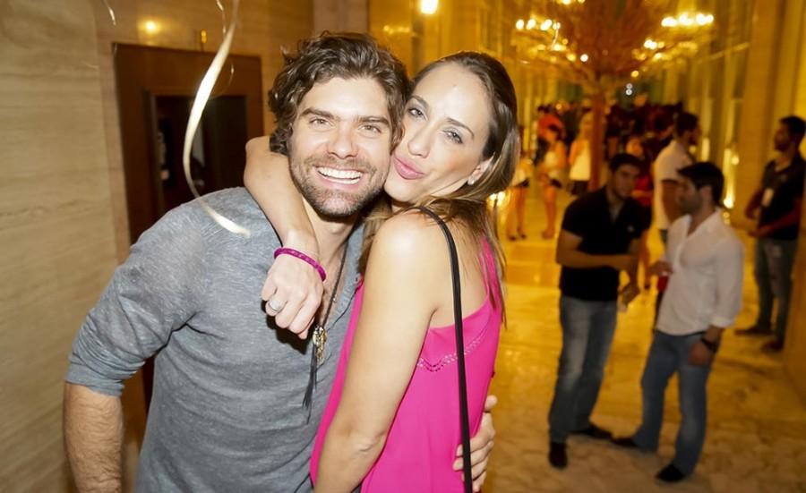 Felipe Tarantino e Vanessa Gannam (Foto: Divulgação)