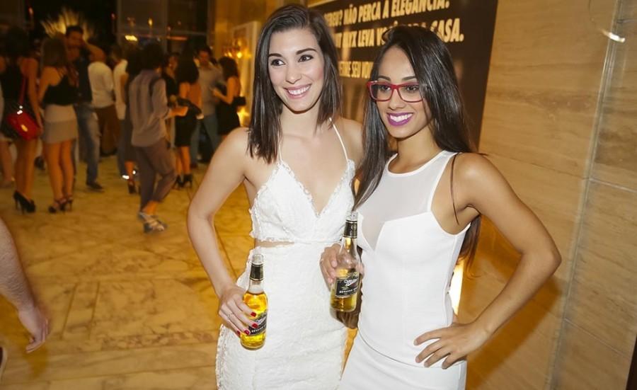 Mariah Barbara e Jeniffer Alves (Foto: Divulgação)