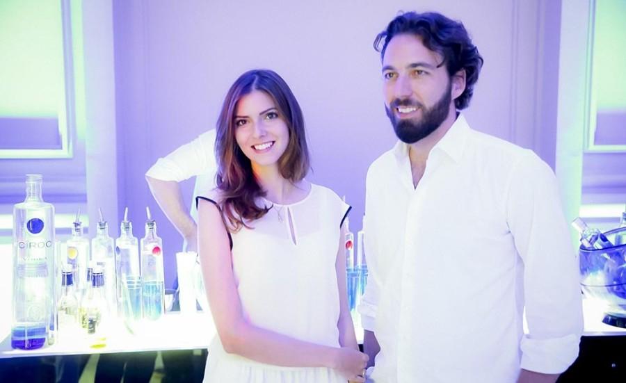 Regina Valverde e Marcelo Moraes (Foto: Divulgação)