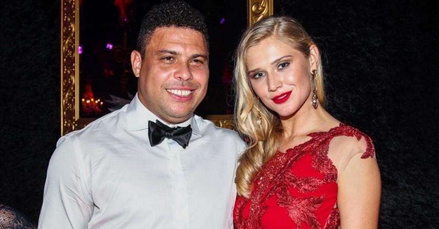 Celina Locks e Ronaldo  (Foto: Divulgação)