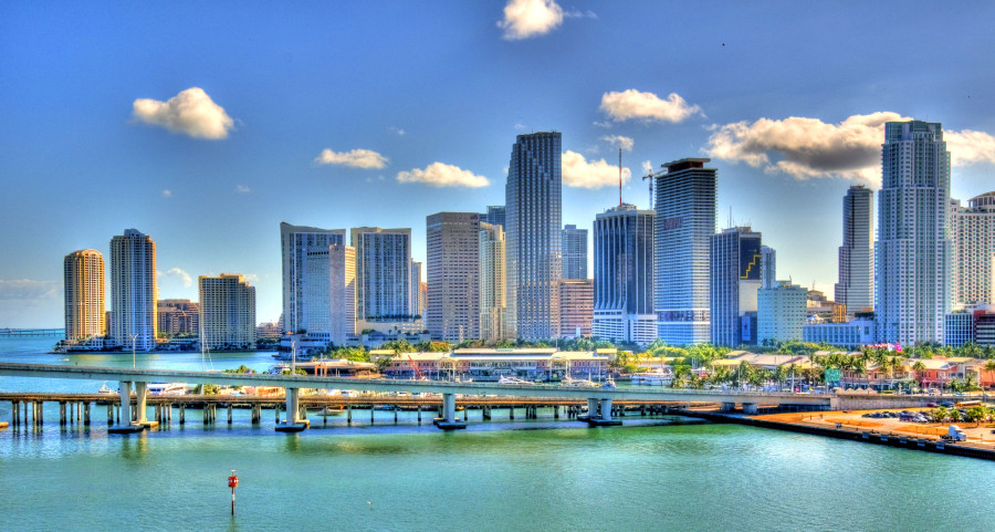 Miami Beach (Foto: Diuvlgação)