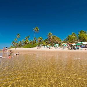 Praia do Forte (Foto: Diuvlgação)