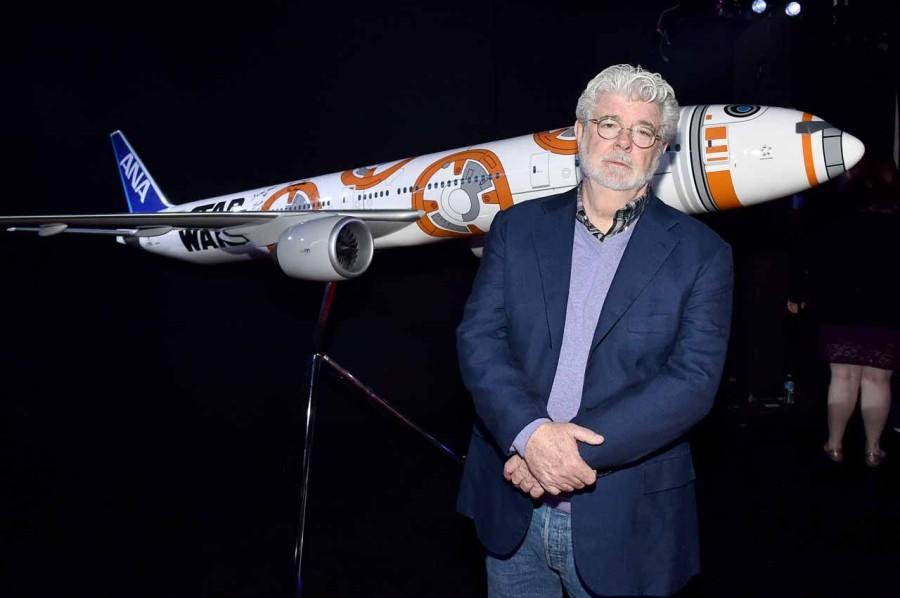 Director George Lucas (Foto: Divulgação)