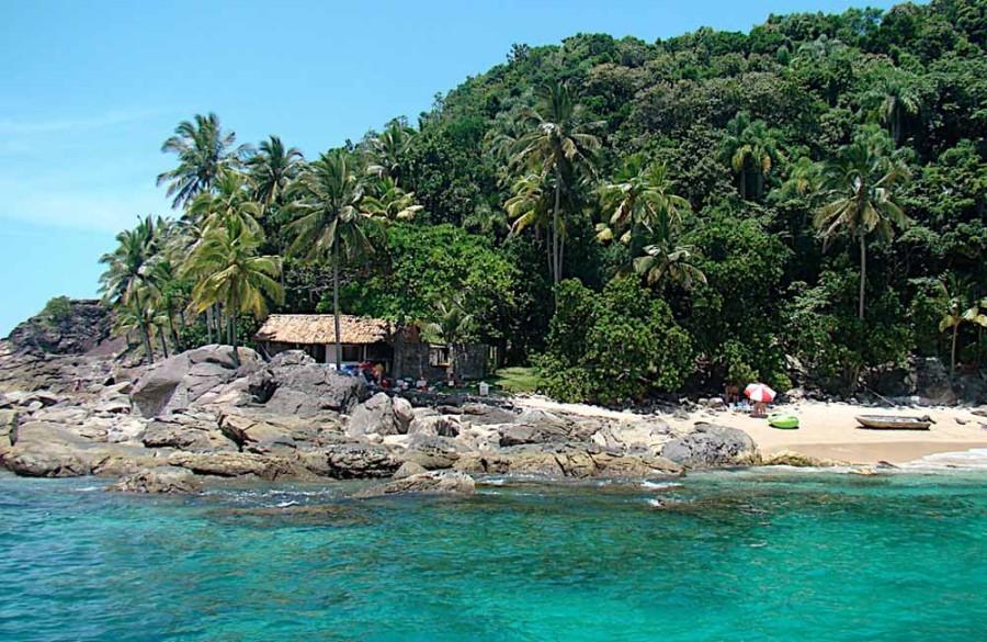 Ilha dos Gatos - São Sebastião (foto: divulgação)