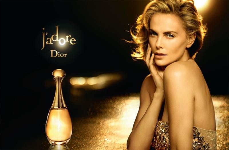 Campanha do clássico J'adore da Dior é lançado no evento (Foto: Divulgação)