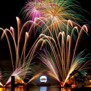 Ano novo na Disney (Foto: Diuvlgação)