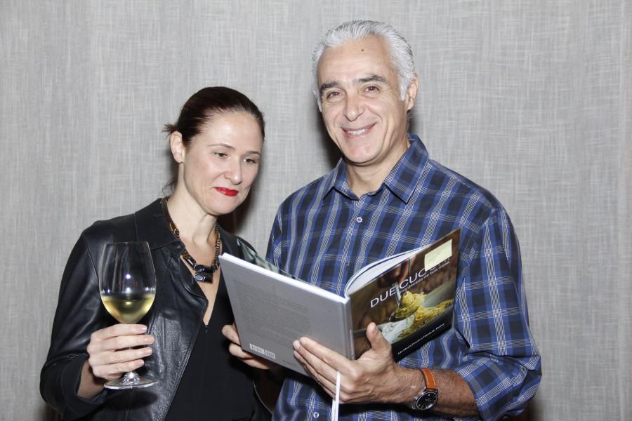 Paula Marques e Juan Troccoli (foto: Divulgação)