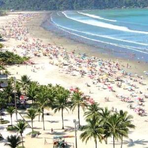 Praia grande (foto: divulgação)