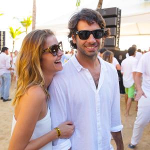 Renata e Emiliano Beyruth (Foto: Divulgação)