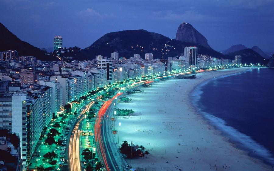Rio de Janeiro com vista panorâmica (foto: divulgação)