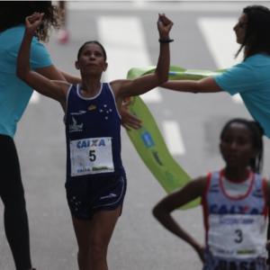 Sueli Pereira acabou na quarta colocação (Foto: Divulgação)