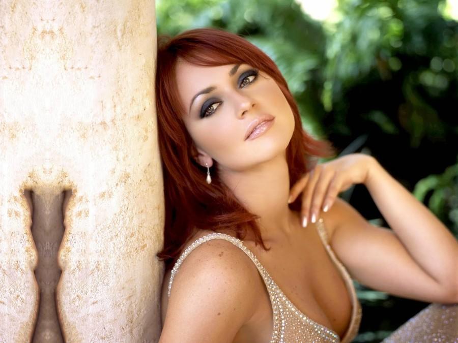 A atriz Gabriela Spanic, que protagonizou Paola Bracho também faz uso de botox e continua bela (Foto: Divulgação)