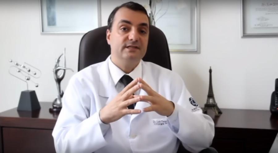 Cirurgião plástico, Luís Fernando Dias fala sobre botox (Foto: Divulgação)